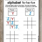 ABC Tic-Tac-Toe