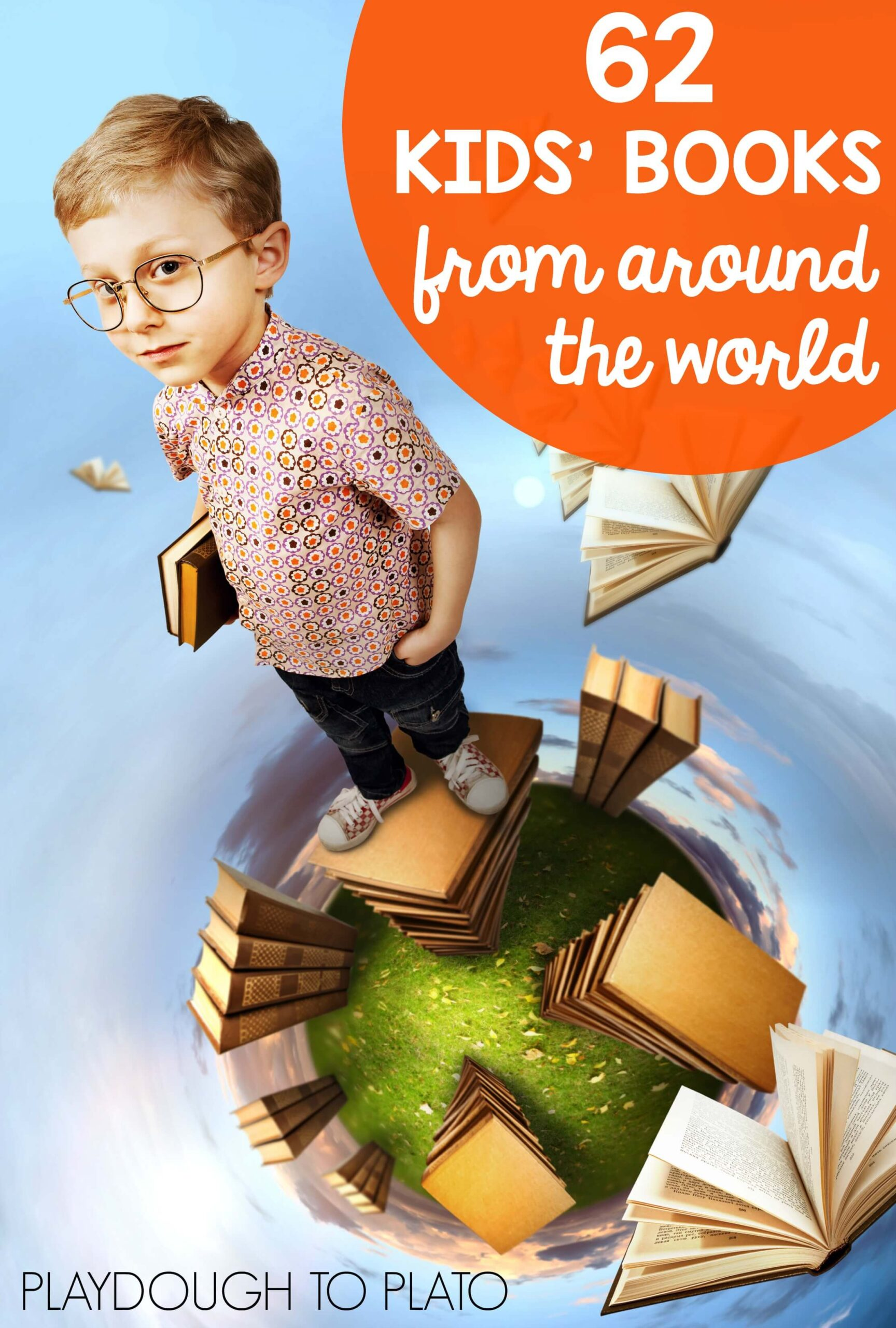 62 Kids' Books from Around the World