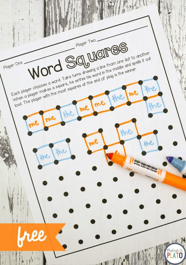 It's just a picture of Shocking Free Printable Sight Word Games