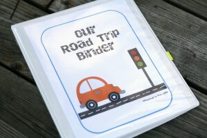 Free Road Trip Activity Pack