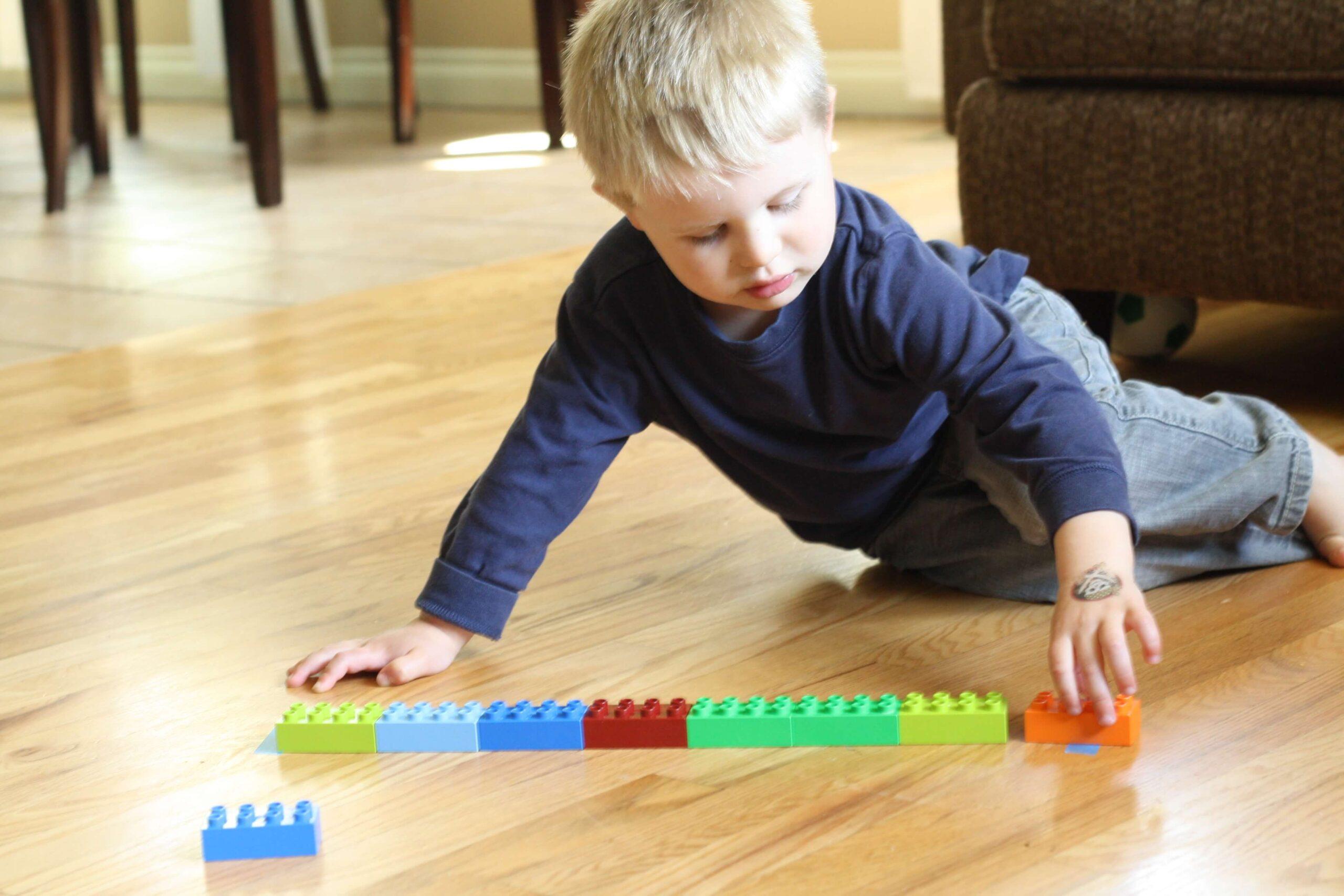 How Many LEGOS Long?