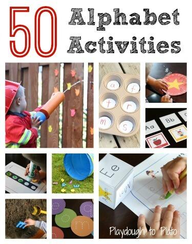 50 Fun ABC Games for Kids