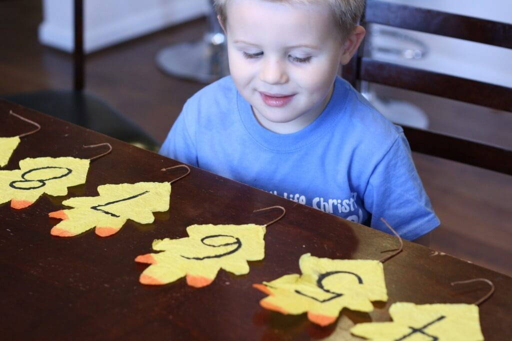 Guess My Number : A Number Sequencing Game {Playdough to Plato}