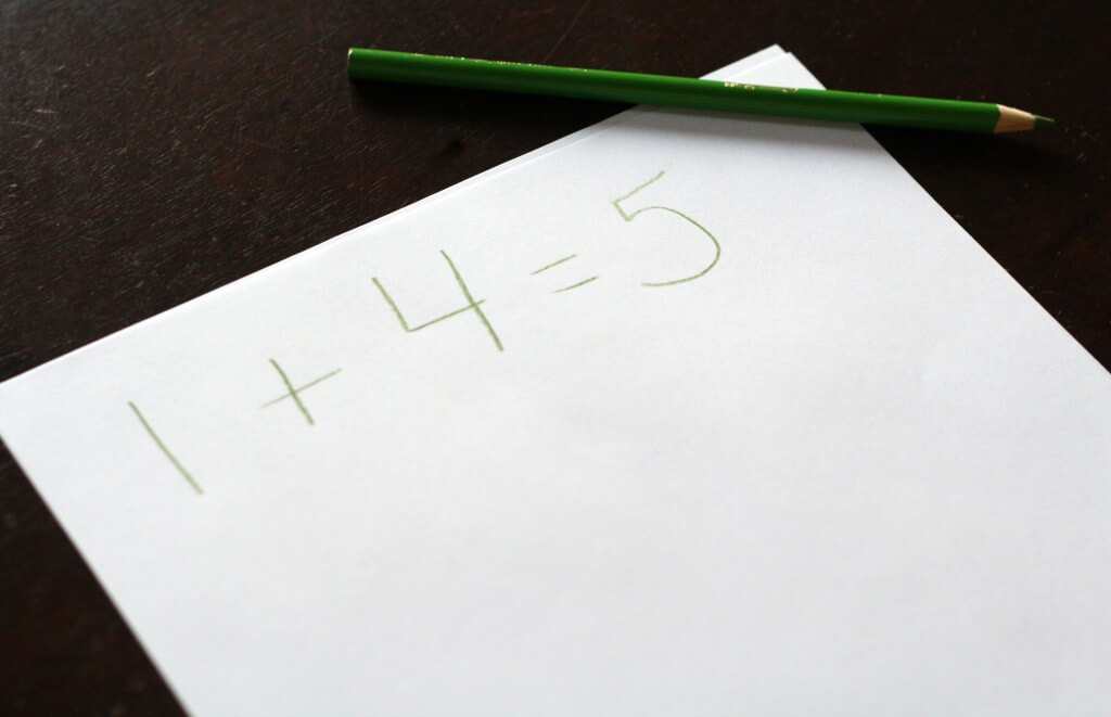 Such a fun way to help kids learn about different ways to make the same number.