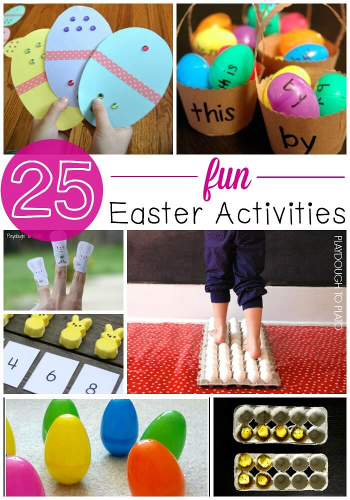 25 Must Try Easter Activities For Kids