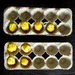 Egg Carton Ten Frames