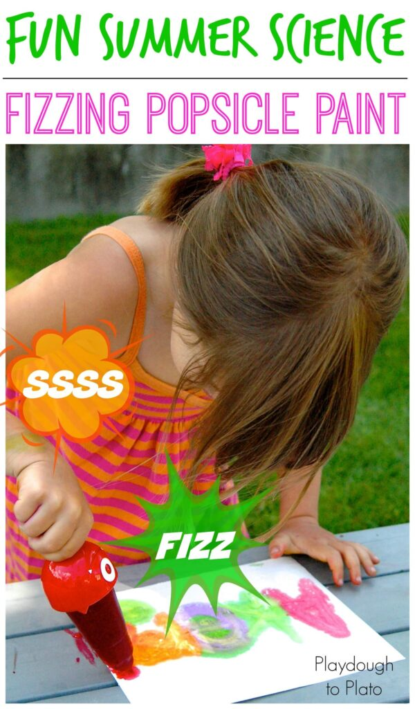 Awesome Summer Science! Fizzing Popsicles