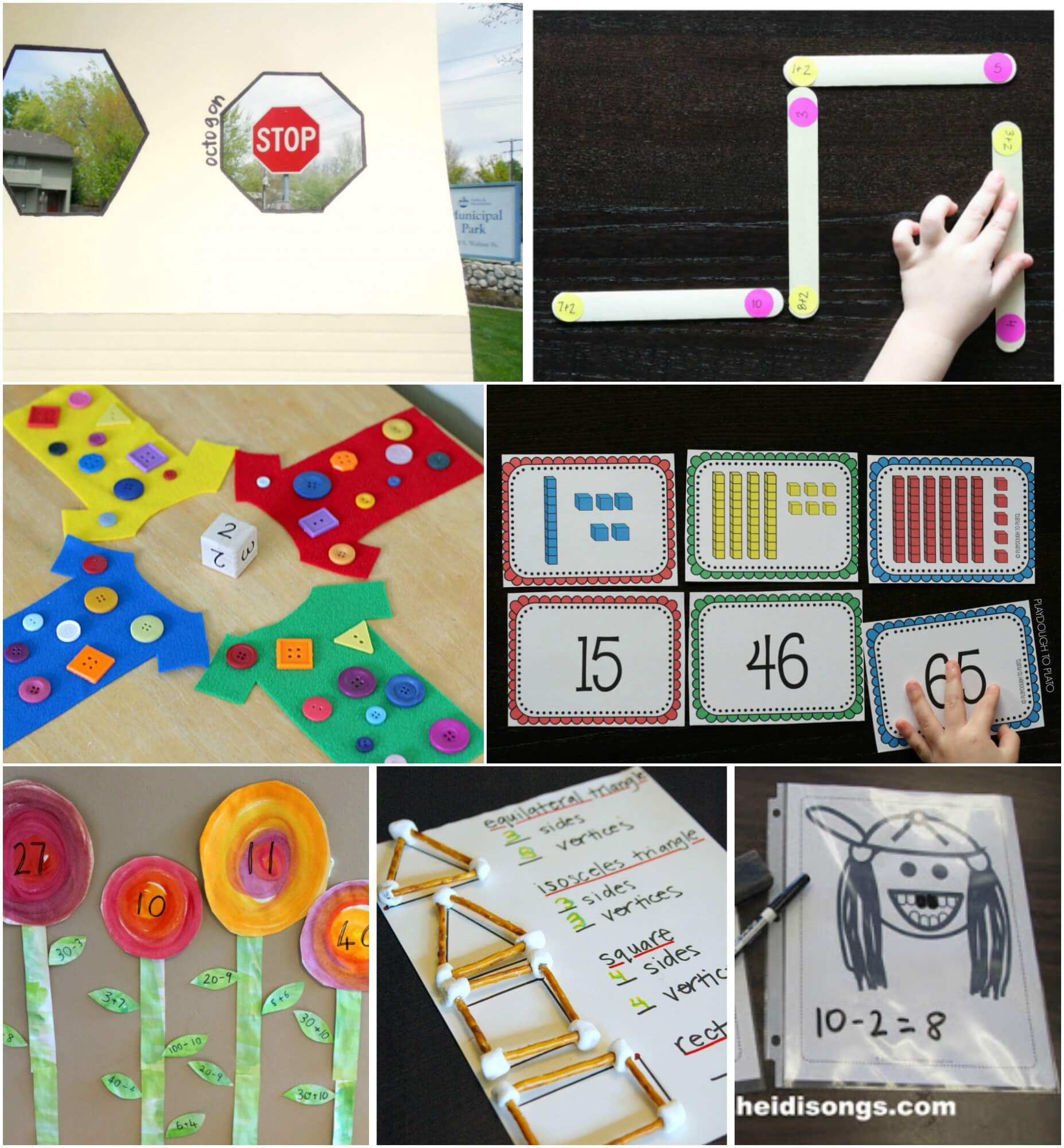 lots of fun math games for kids 40 STEM Activities for Kids