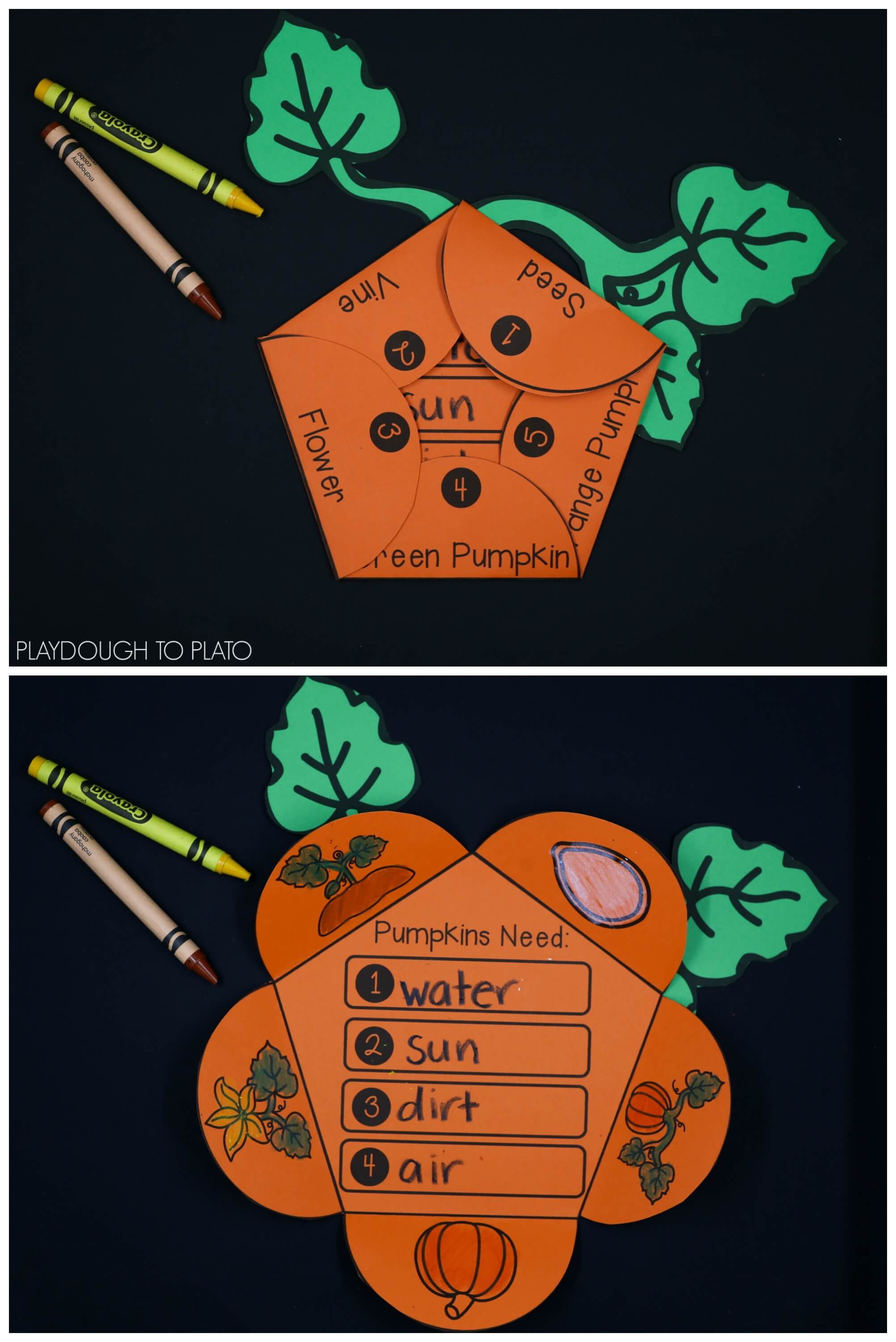 Pumpkin Activity Pack - Preschool and Kindergarten ...