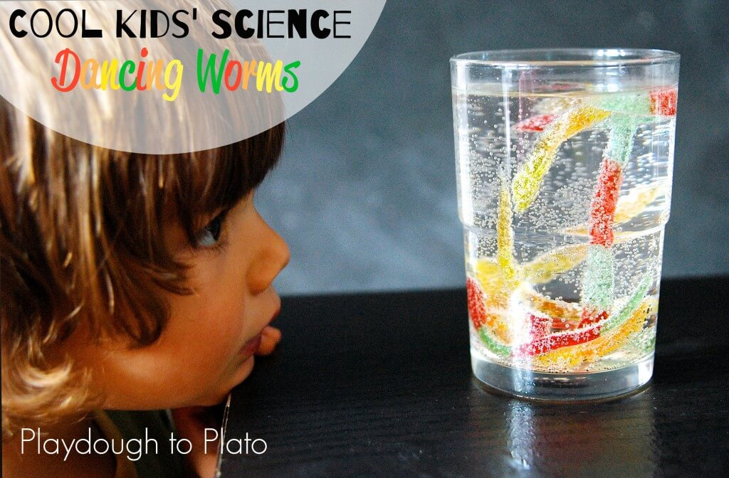 Super cool kids science. Make worms dance!!