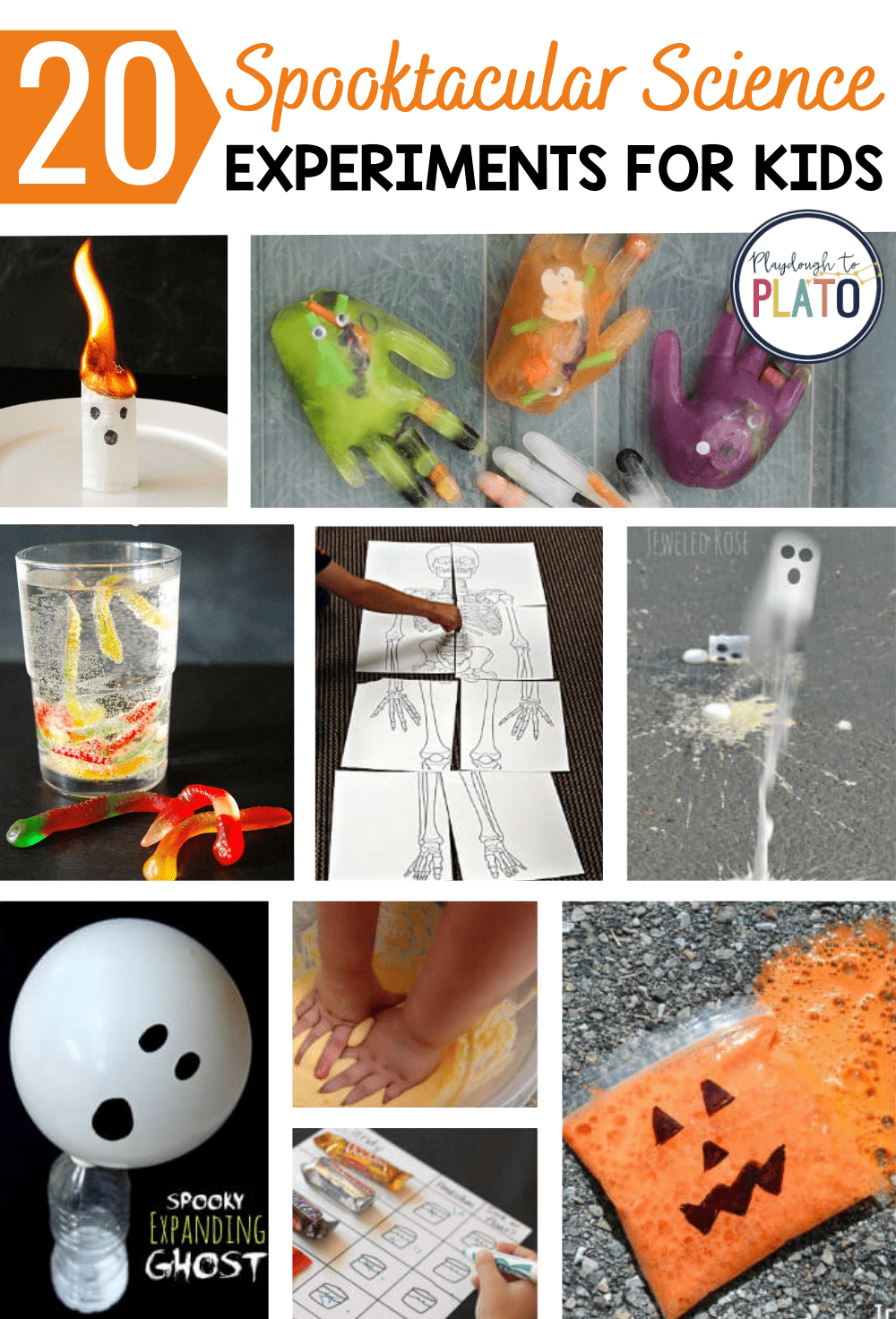 20+ Must-Try Halloween Science Experiments for Kids