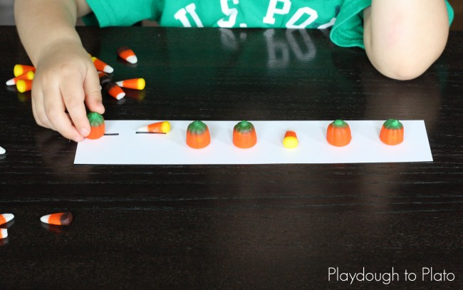 Candy Patterns for Kids