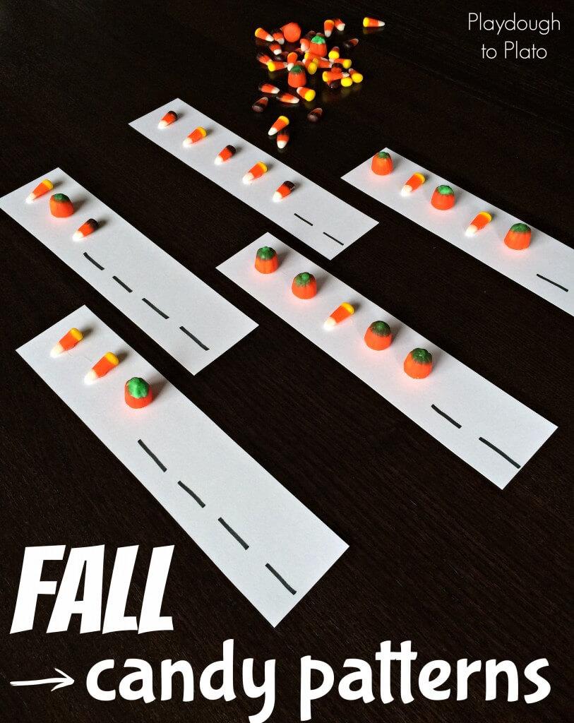 Fall Candy Patterns