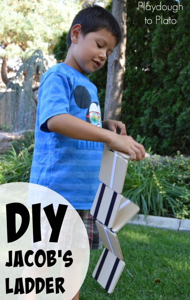 How to Make a Jacobs Ladder