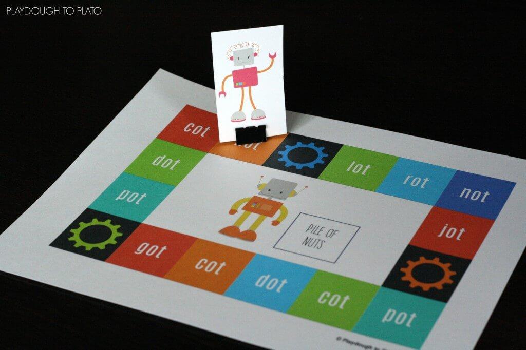 8 Motivating Word Family Games for Kids.