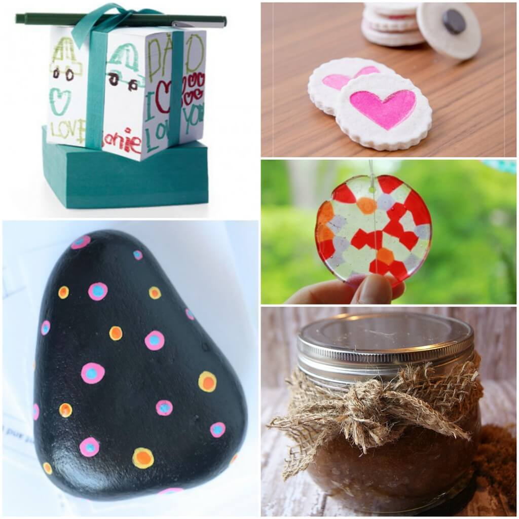 Great gifts kids can make