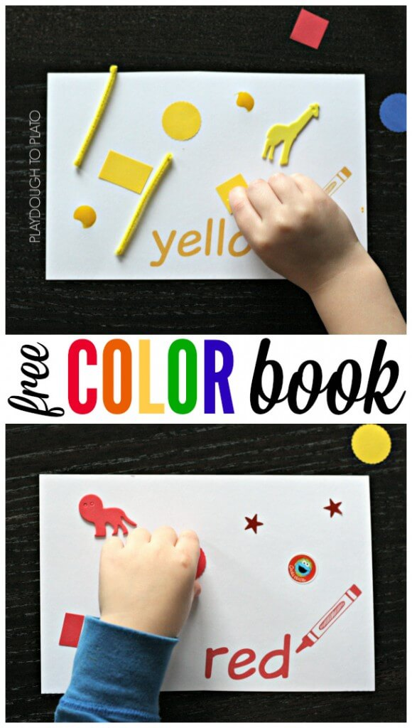 Free Color Book for Kids. Awesome!!
