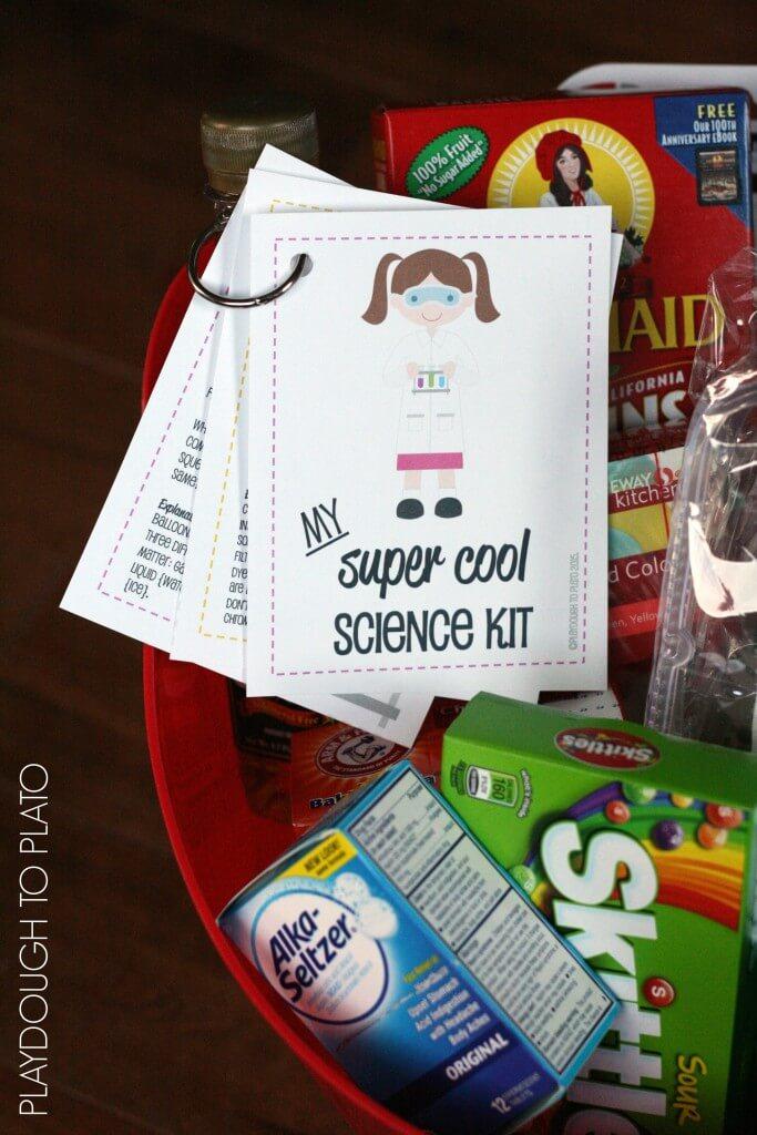 Super Cool Science Kit for Kids