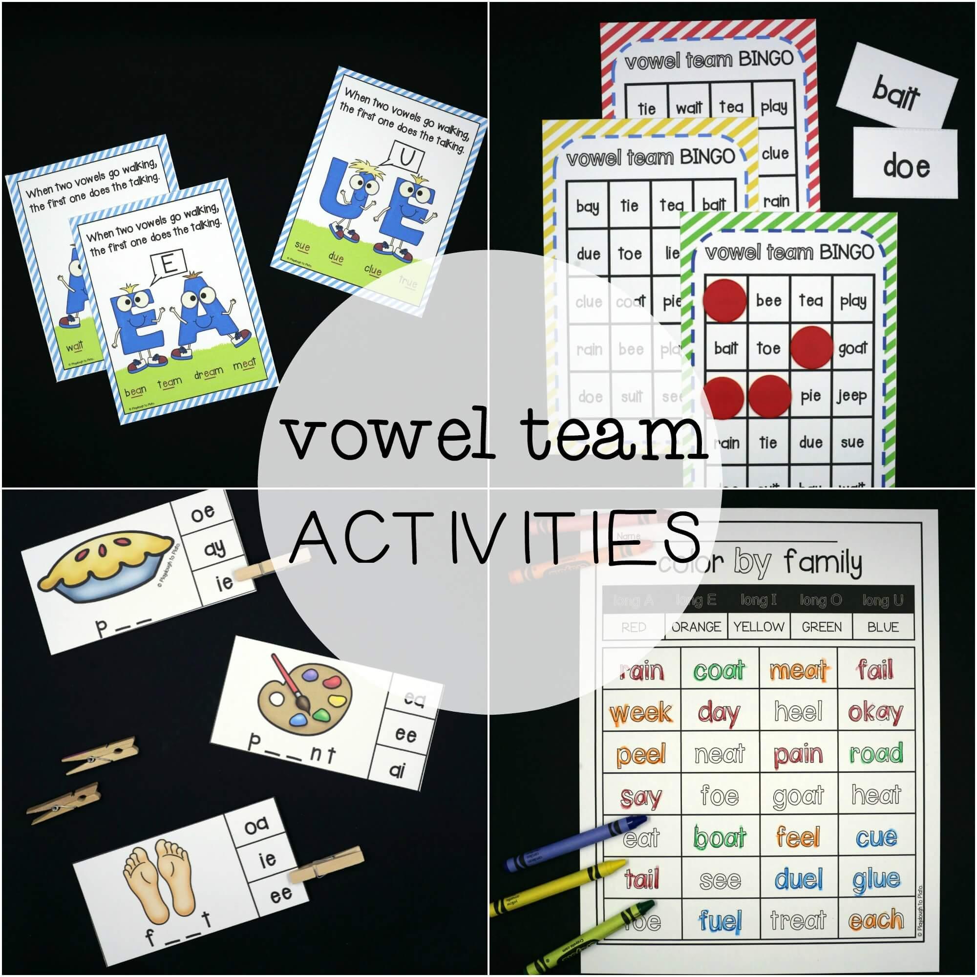 Vowel team super pack playdough to plato vowel team super pack nvjuhfo Choice Image