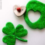 St. Patrick's Day Playdough