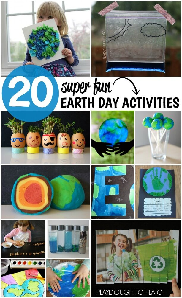20 Super Fun Earth Day Activities