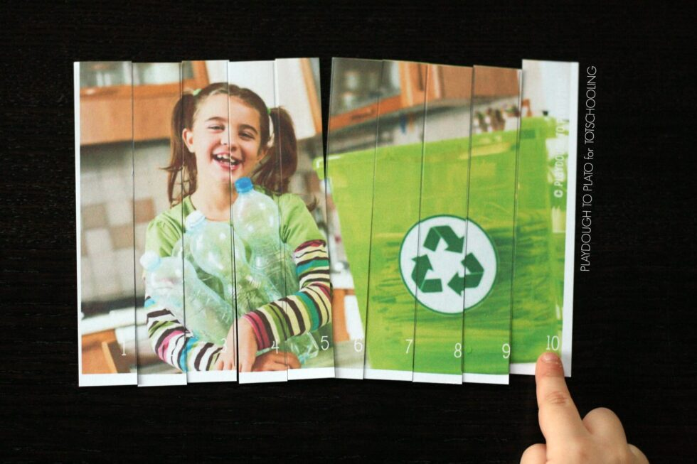 Fun, free Earth Day puzzles for kids
