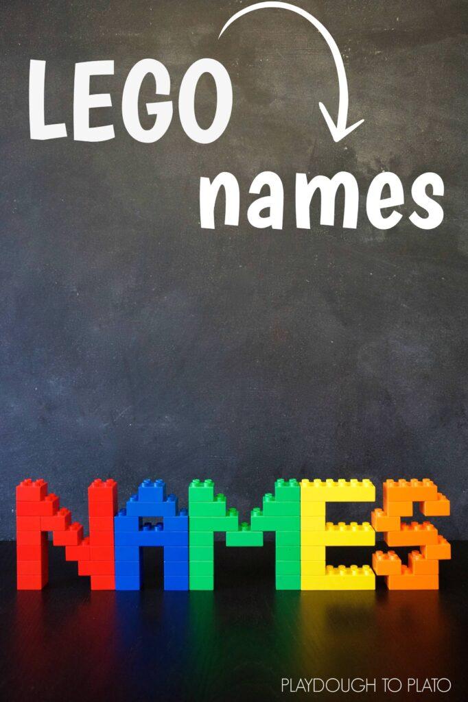 LEGO Names!!