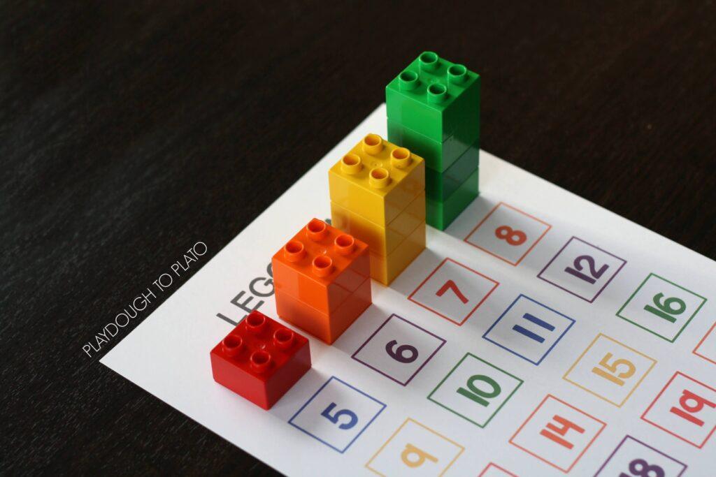 The LEGO Mat