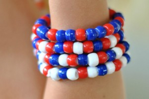 4th of July Bracelets