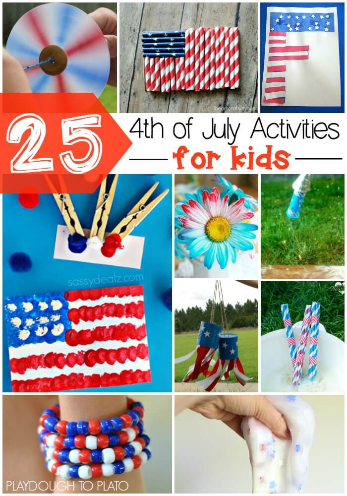 25 4th of July Activities for Kids