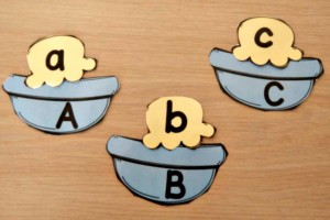 Ice Cream ABC Game
