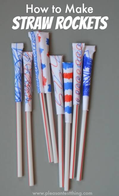 How-to-Make-a-Straw-Rocket.-Great-for-a-rainy-day