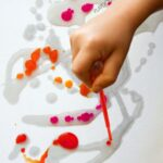 Kids' Science: Oil and Watercolor Painting