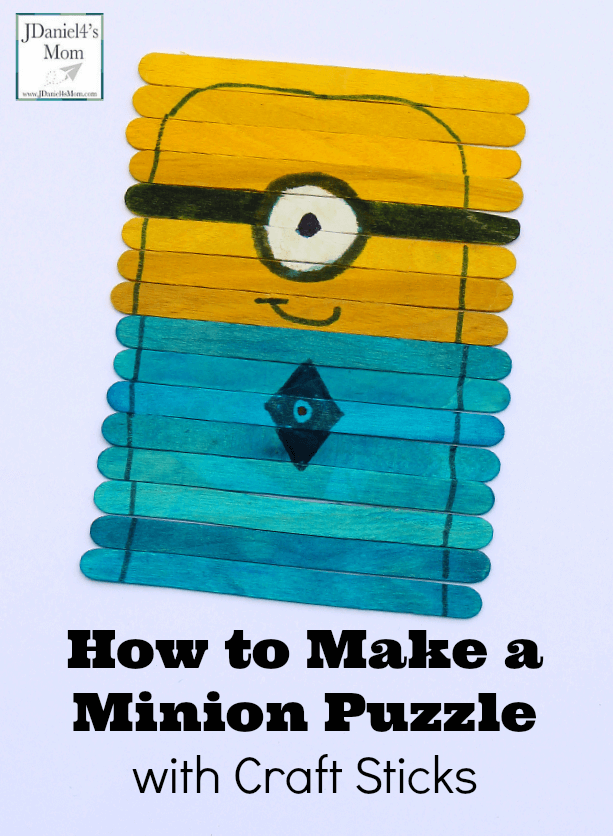 one-eyed-minion-popsicle-stick-puzzle-Opening