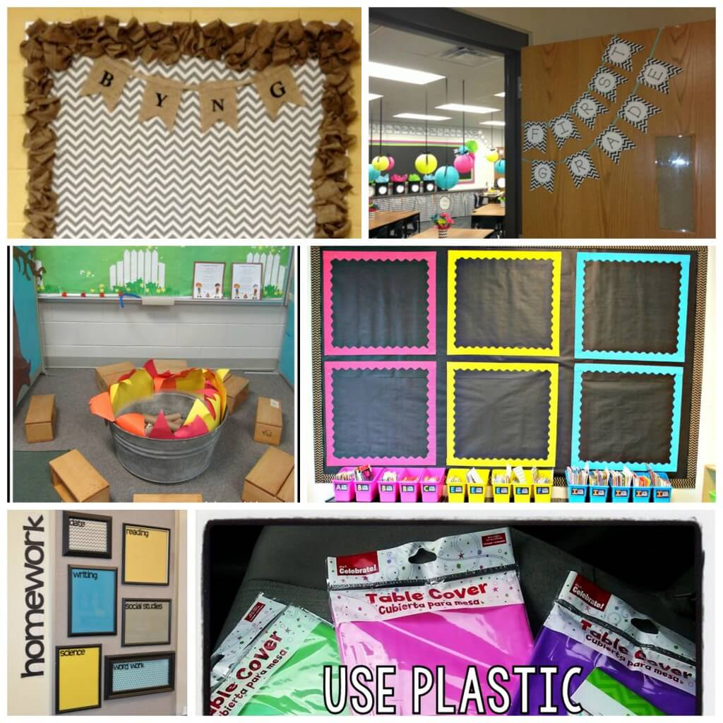 Classroom Decoration Themes 2015 ~ Inspiring classroom decoration ideas playdough to plato