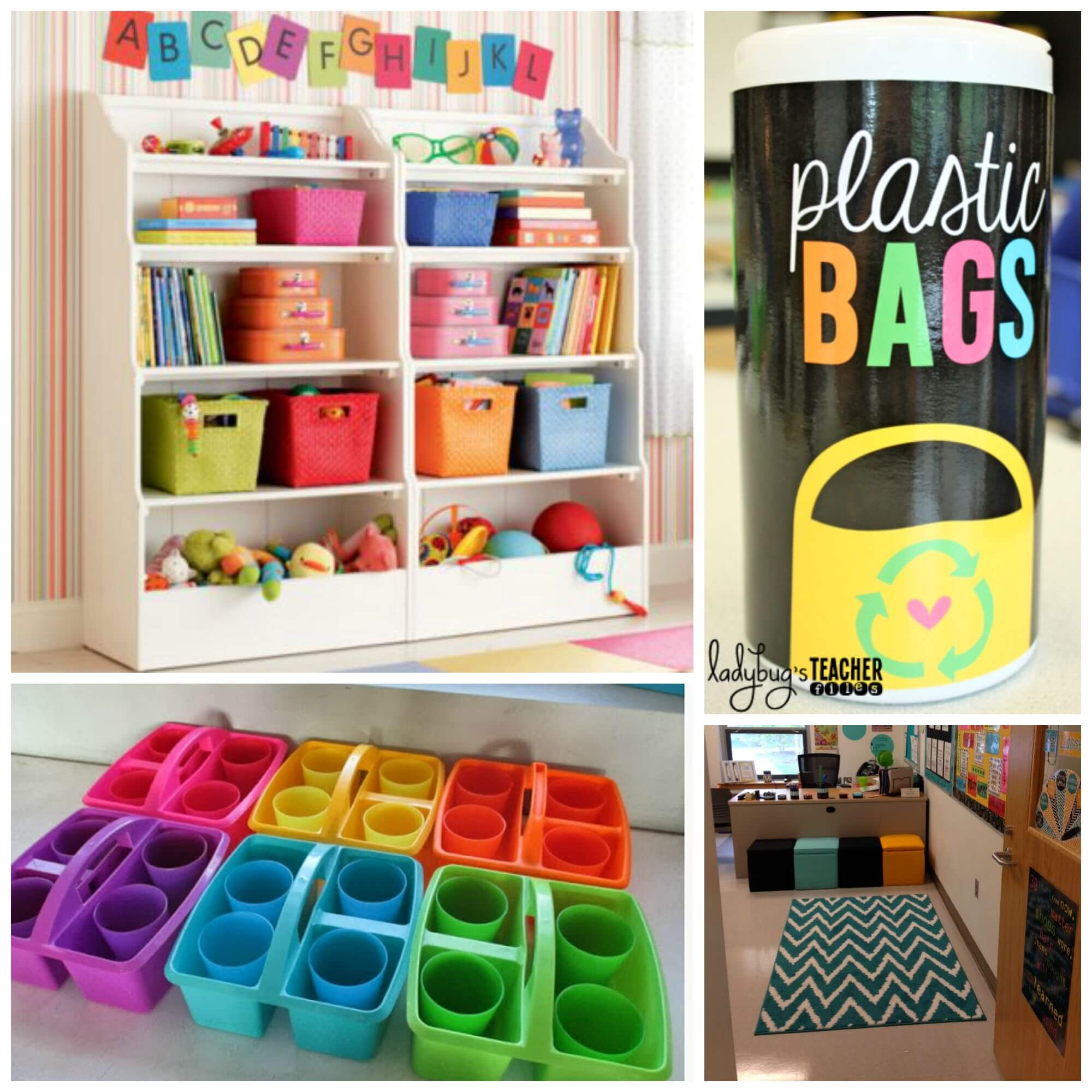 Classroom Decoration Ideas For Primary School : Inspiring classroom decoration ideas playdough to plato