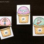 Free Blends Ice-Cream Puzzles