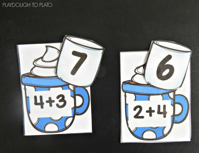 hot chocolate addition game example