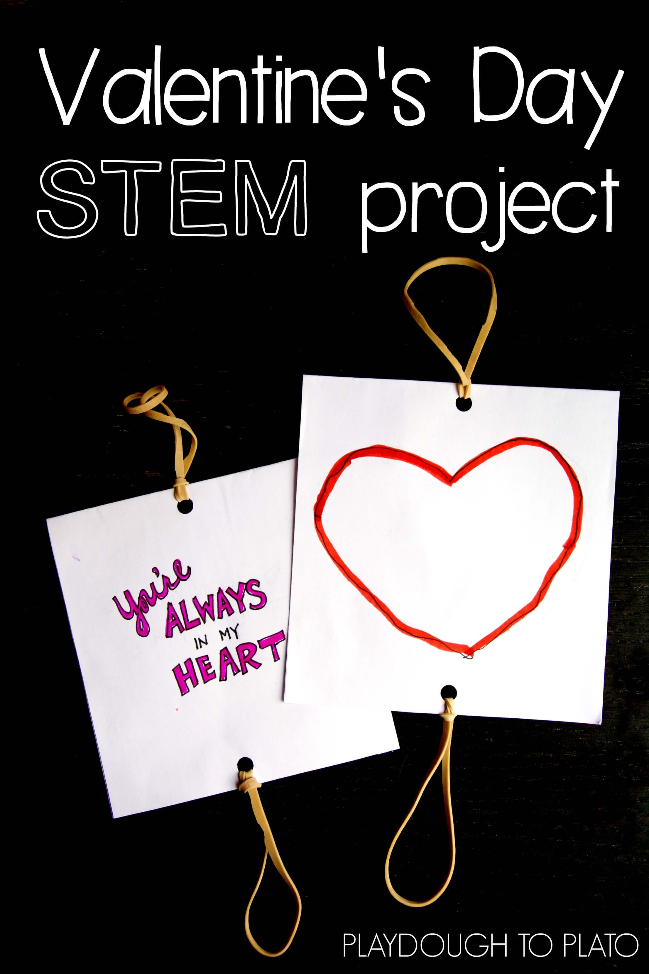 Valentineu0027s Day STEM Project! Make Optical Illusion Thaumatropes!