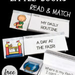 Little Books to Read and Match