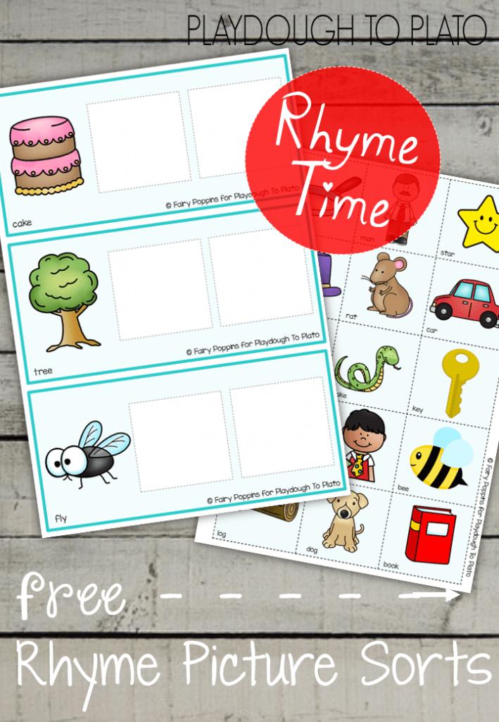 Free Rhyme Printables