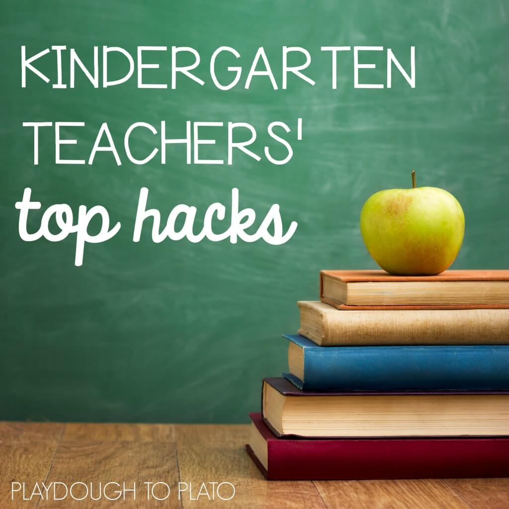 Tons of tips for kindergarten teachers! Classroom management, guided reading groups, differentiation... so many things!