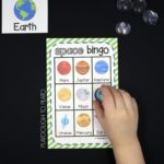 Outer Space Bingo