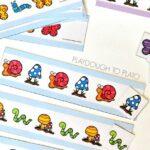 Spring Pattern Cards