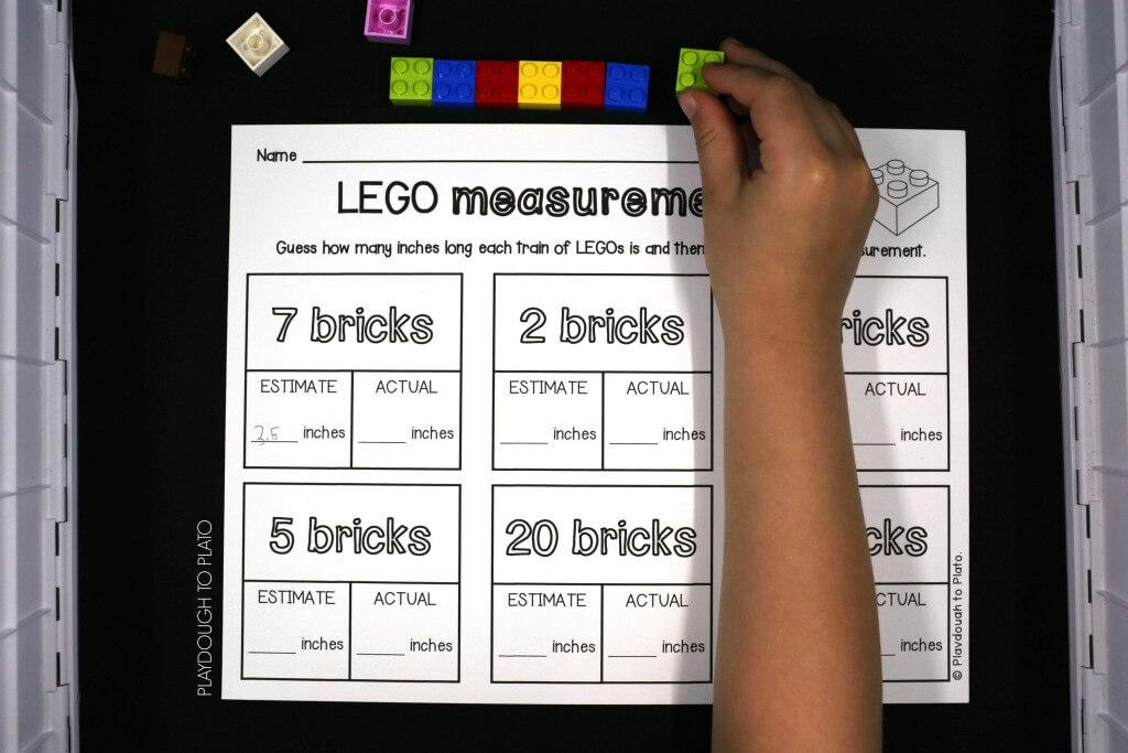 LEGO Measurements!