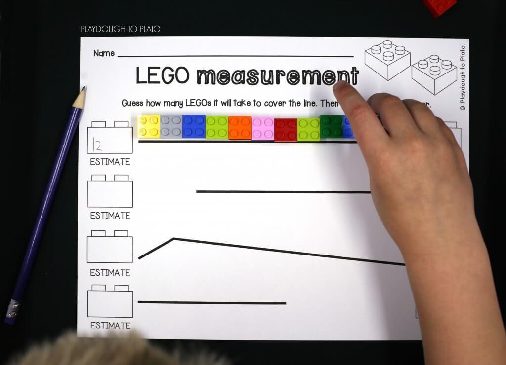 Such a fun measurement activity!
