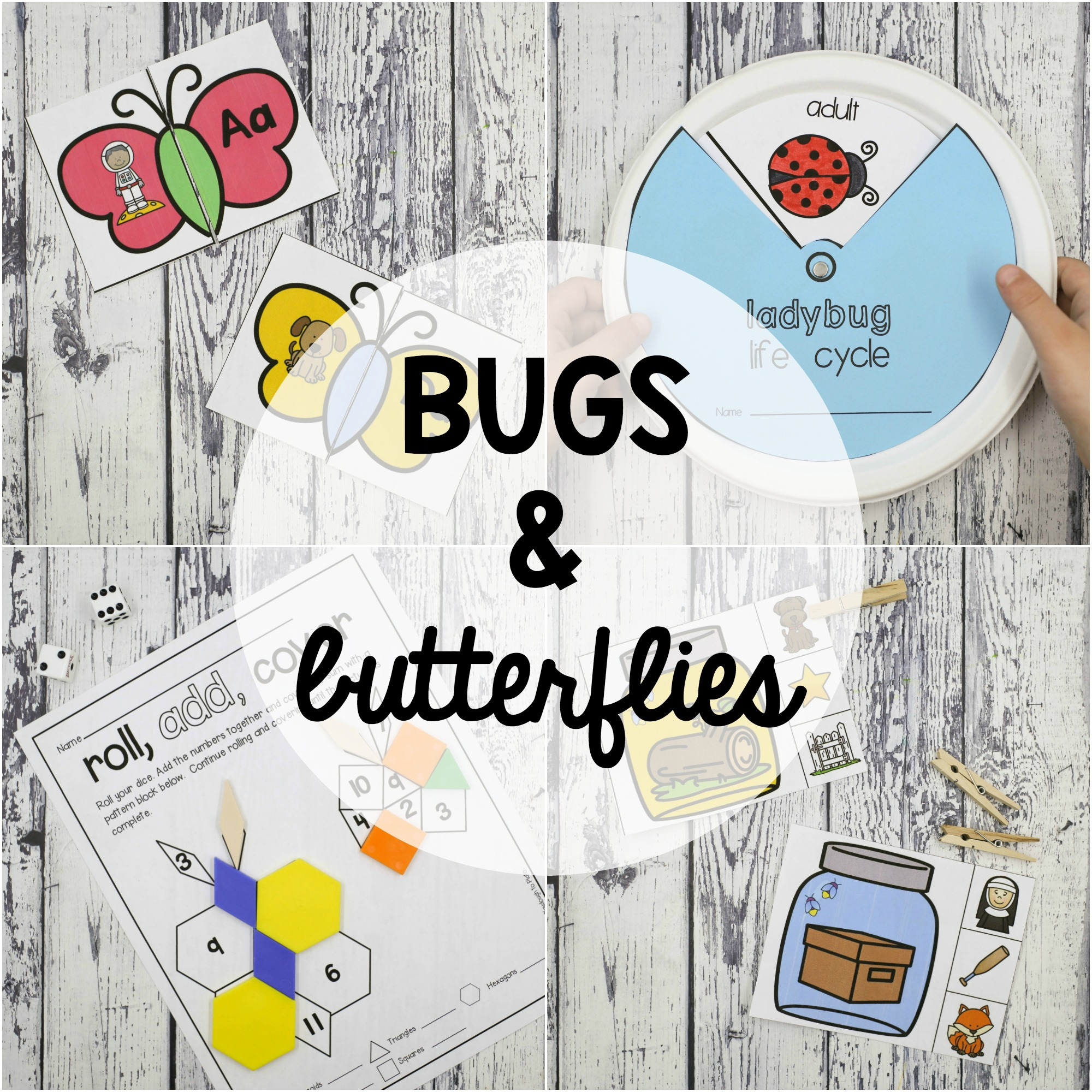 Bug and Butterfly Centers
