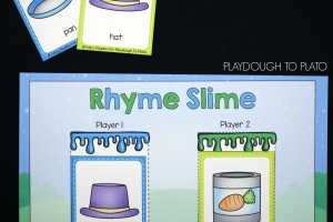 Rhyme Slime Games