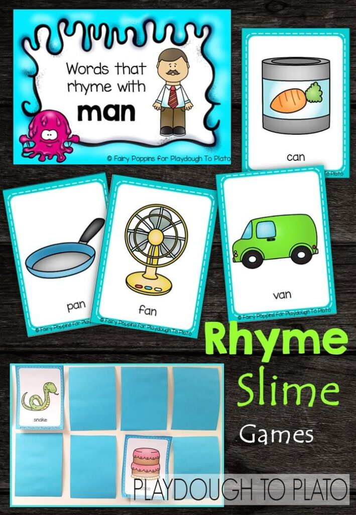 RhymeSlimeActivties
