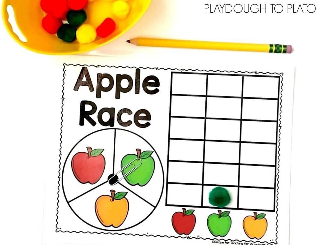 Apple Race3
